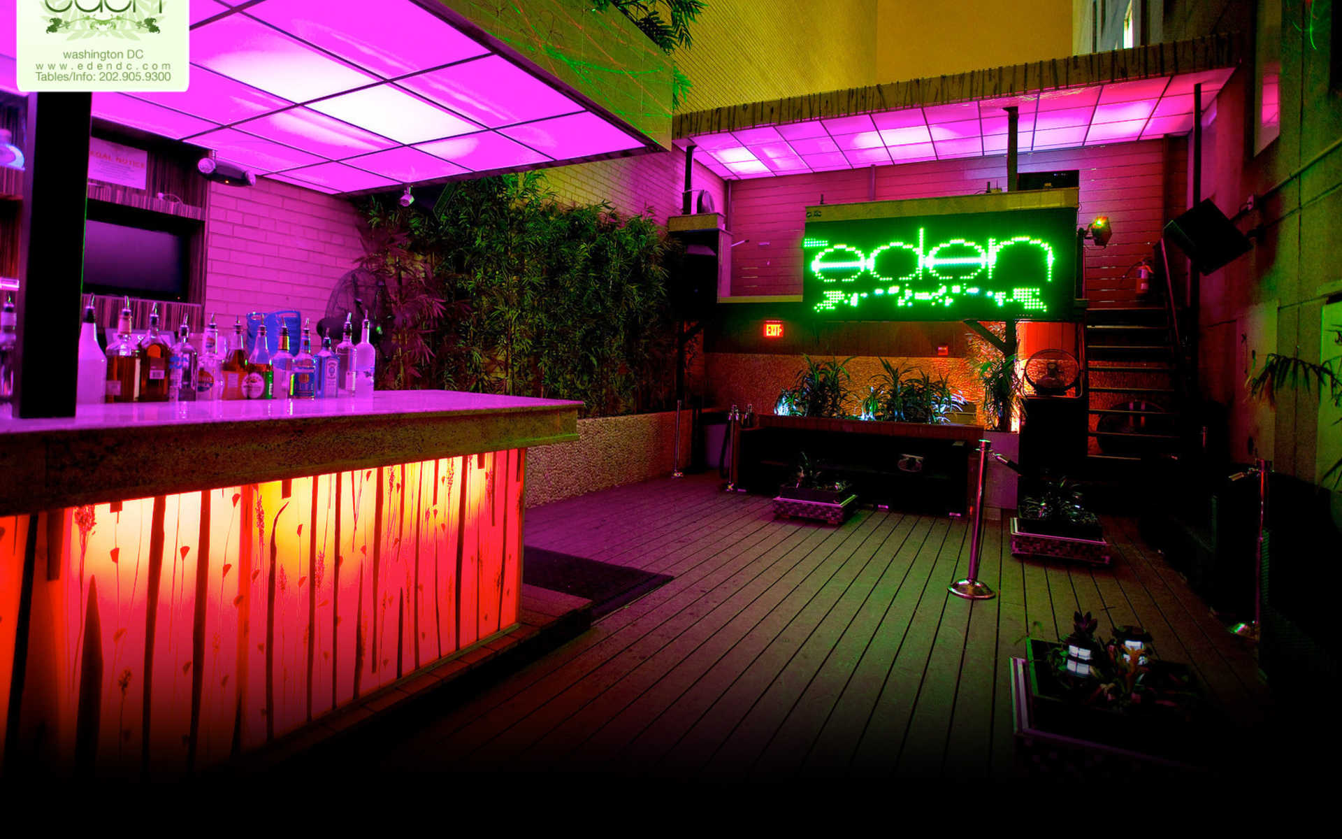 Eden Rooftop DC